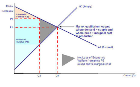 Notes: Perfect Competition - Economics of Competitive Markets   A2 Micro   Scoop.it