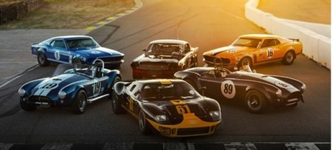 $4 million worth of vintage Ford race cars headed to auction   Heron   Scoop.it