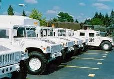 Armored U.N. Trucks Moving Through South Georgia: United States Preparing For Civil Unrest..? | News | Scoop.it