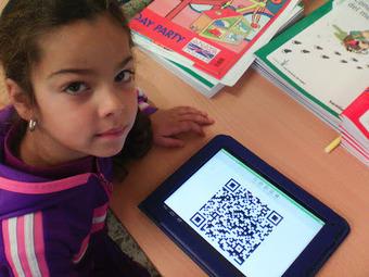 Proyecto Al mercado con tablets: CREAMOS CÓDIGOS QR   Realidad Aumentada en Educación , Aprendizaje y Enseñanza   Scoop.it