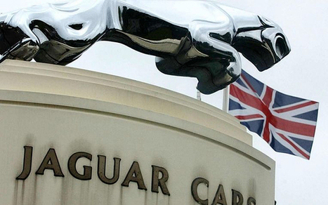 Good News Britain: Best ever sales for Jaguar Land Rover in 2012  - Telegraph | BUSS4 Change Managment Miss Whalley | Scoop.it