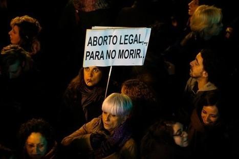Les Inrocks - Révision du droit à l'avortement en Espagne: un rétropédalage douloureux | Union Européenne, une construction dans la tourmente | Scoop.it