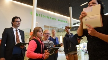 Dutch libraries use QR codes in a project encouraging kids to read more | Future Trends in Libraries | Scoop.it