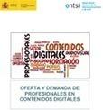 Oferta y Demanda de Profesionales en Contenidos Digitales | ONTSI | formación | Scoop.it