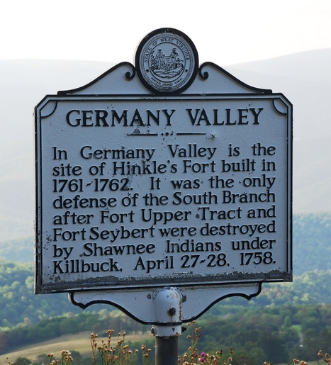 WV_historical_marker_-_Germany_Valley.jpg (2348x2592 pixels) | Germany Topic Project | Scoop.it