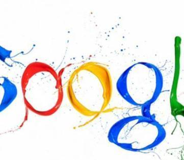google doodle with paint splashes: creative photo project | PhotoInk | For the love of Photography | Scoop.it