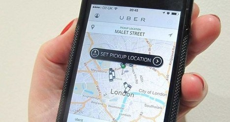 "Bientôt valorisée près de 40 milliards de dollars, Uber va doubler Twitter et Netflix   ""green business""   Scoop.it"