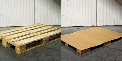 Ikea's Challenge to the Wooden Shipping Pallet - BusinessWeek | Exploring Current Issues | Scoop.it