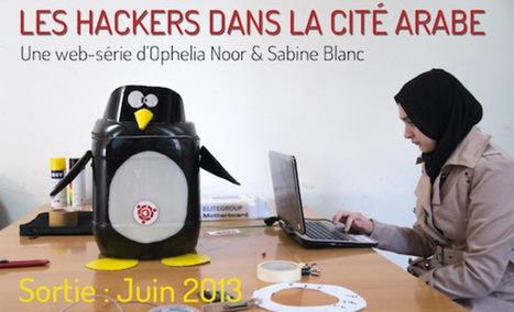 Les hackers dans la cité arabe | FabLabs, design, hackerspaces, makerspaces | Scoop.it