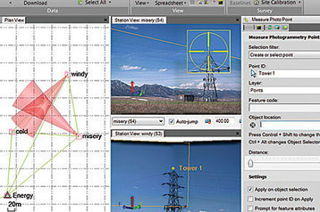 Changing Image of Surveying Software - POB | Geomatics | Scoop.it
