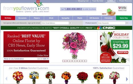 From You Flowers Coupons and Promo Codes | Coupons & Deals | Scoop.it
