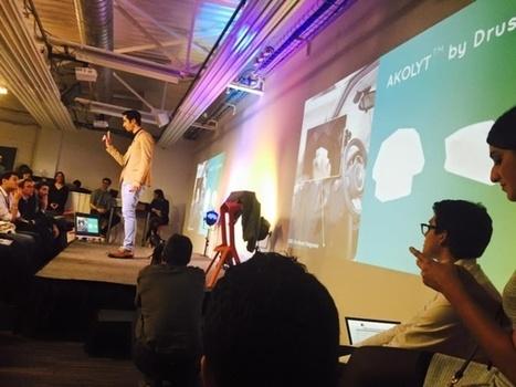Au NUMA, ces startups françaises qui inventent les usages de demain | Prospective en Pays de la Loire | Scoop.it
