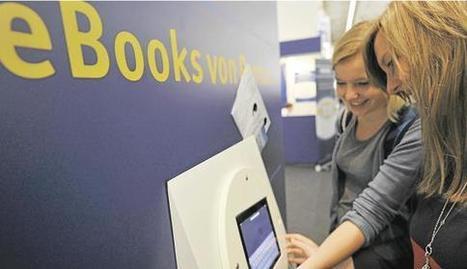 A Francfort, les innovations numériques veulent aider le livre à ... - Les Échos | edition | Scoop.it