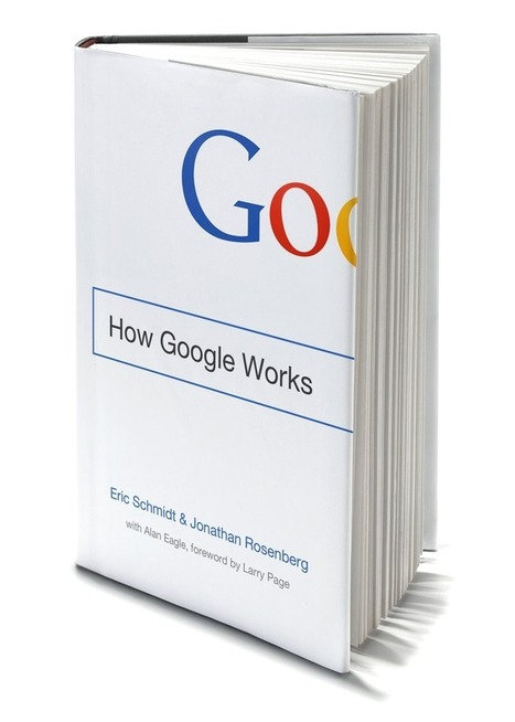 How Google attracts the world's besttalent | ANTICIPATING THE FUTURE | Scoop.it