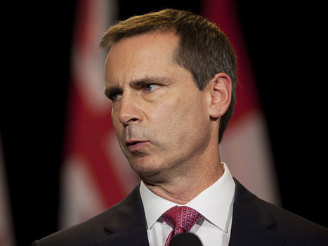 Dalton McGuinty: Evidence fracking is safe needed before Ontario ... | Land Development | Scoop.it