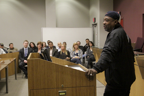 Hip-Hop and the Constitution: Rapper Chuck D Lectures at Drexel | Hip Hop for Social Change | Scoop.it
