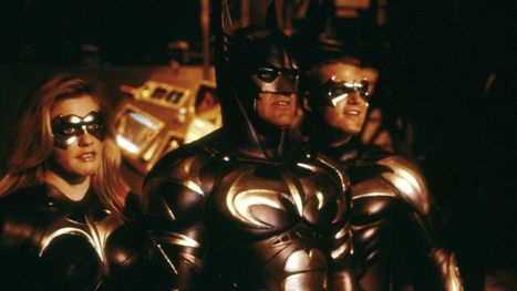 Last century's Batman films now look like blockbusters from another dimension - A.V. Club Milwaukee | Economy and cinema | Scoop.it