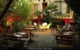 Les terrasses ombragées à Paris | MILLESIMES 62 : blog de Sandrine et Stéphane SAVORGNAN | Scoop.it