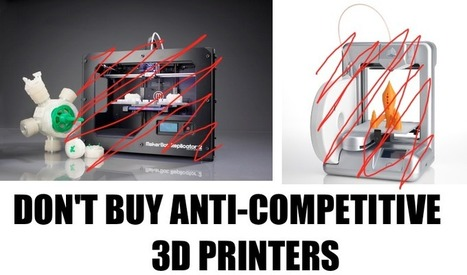 3D Printing Lawsuit Brings A Flurry Of Negativity On Reddit | FabLabs & Open Design | Scoop.it