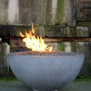 How to Make a Concrete Fire Pit Bowl | Gardening Life | Scoop.it