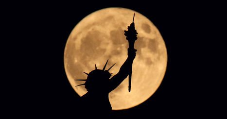 Check Out These Incredible Photos of Monday's Supermoon | Photography | Scoop.it