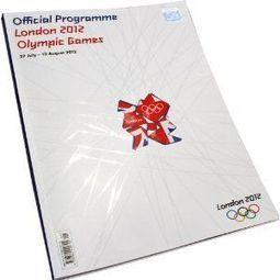 London 2012 Olympic Games: Official Programme | Football Stadium Guides | Scoop.it