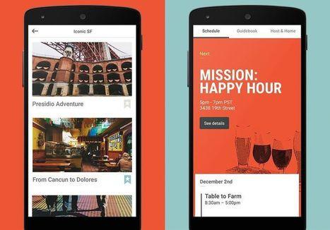 Airbnb : bientôt un guide de voyages ? | Veille Economie collaborative, Finance participative | Scoop.it