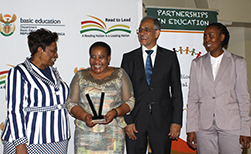 National Department of Basic Education > Minister Motshekga hosts Education Excellence Awar | Convention on the Rights of Persons with Disabilities | Scoop.it