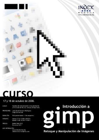 Cursos de Gimp | Todo gimp | Cursos, tutoriales, actividades, pinceles y más recursos en español de la herramienta libre Gimp | Multimedia para docentes | Scoop.it