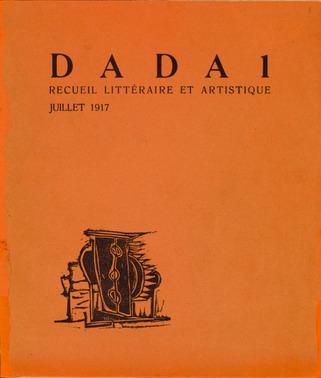 Télécharger tous les exemplaires de Dada : recueil littéraire et artistique | Poezibao | Scoop.it