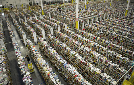 Amazon Feud With Publishers to Escalate as Contracts End - Bloomberg   Publishing Initiative   Scoop.it