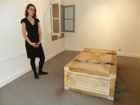Alys Demeure et Adrien Porcu, qui exposent leurs œuvres au Centre Culturel Una Volta | Pour Bastia Par Passion | Scoop.it