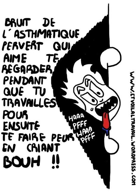 #058. Le pervert du boulot | Grandjean Romain | Scoop.it