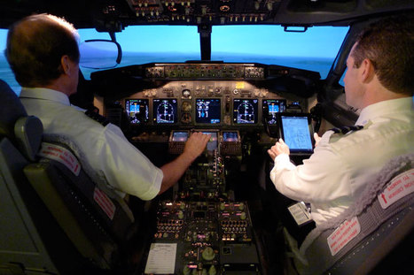 » Airlines, FAA Chart New Course With iPads | Tablet Publishing | Scoop.it