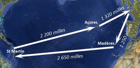 Traversez l'Atlantique, location avec ou sans skipper et embarquement à la personne sur un voilier Class 40' | Cap West dans les médias | Scoop.it