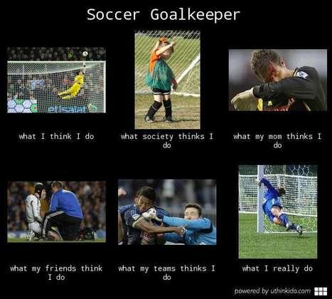 Soccer Goalkeeper | soccer articles | Scoop.it