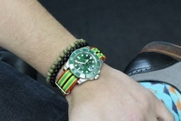 Rolex Style: Summer Submariner and Sox - Jonathan's Watch Buyer | World of Watches | Scoop.it