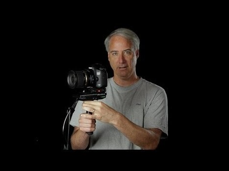 The Camera Motion Research Blackbird Stabilizer Gives Glidecam a Run for Its Money | Moving Images | Scoop.it