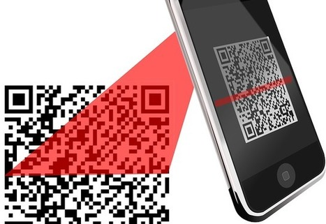 12 Tools and Apps for Learning with QR Codes – American TESOL Institute | idevices for special needs | Scoop.it