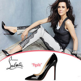 Fantastic Christian Louboutin Pumps Pointed Toe High Heels | sexy Christian Louboutin shoes | Scoop.it