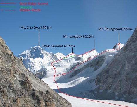 Three Sherpas Complete Three Himalayan First Ascents in Three Days | Everest and Sherpas | Scoop.it