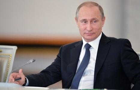 Putin: no Islamic State terrorism unitil outside interference took place   Saif al Islam   Scoop.it