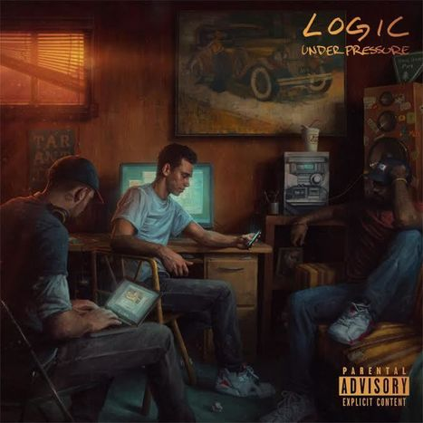 "Album Review • LOGIC's ""UNDER PRESSURE"" (aka Maybe the Album of the Year) 