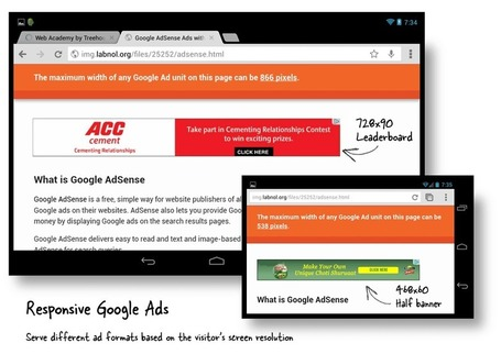 How to Use Google AdSense Ads on your Responsive Website | The *Official AndreasCY* Daily Magazine | Scoop.it