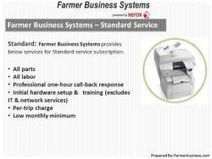 Xerox Printer Parts, Copiers and Services - Farmer Business Systems | Farmer Business System - Xerox, Samsung, Sharp Printers and Copiers | Scoop.it