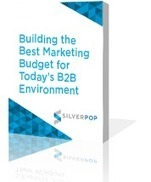Building a Marketing Budget | Silverpop | Beyond Marketing | Scoop.it