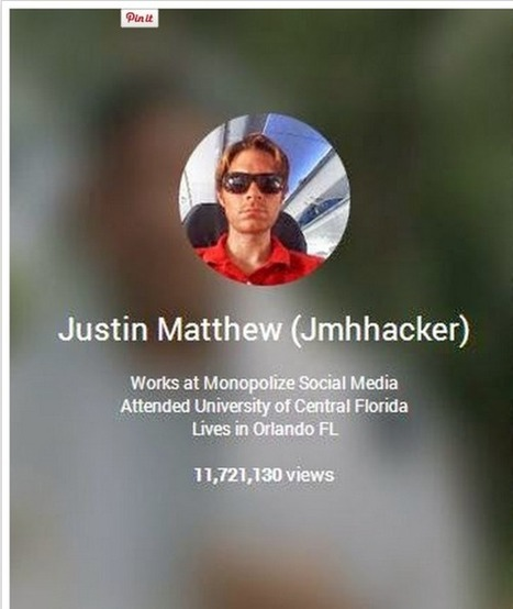 World Of Social Media: Google+ Shows Total View Count Of Your Profile and Content | Monopolize Social Media | Scoop.it