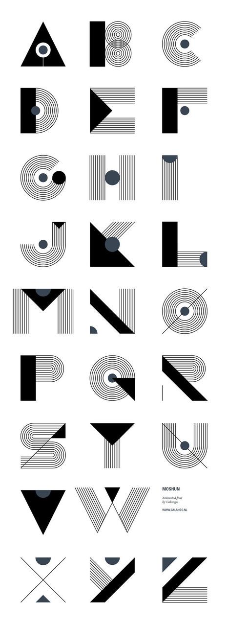 Animated Type | Jessica Svendsen | Diseño & tipografía | Scoop.it