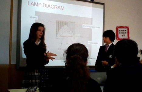 ITEC, Cycle 4: Creating an object - First presentations | itec atlantico 3 eso | Scoop.it