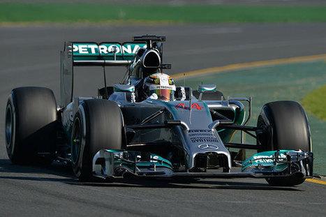 Formula 1, GP d'Australia 2014: nella pioggia brilla il lampo di Hamilton | Motori | Scoop.it